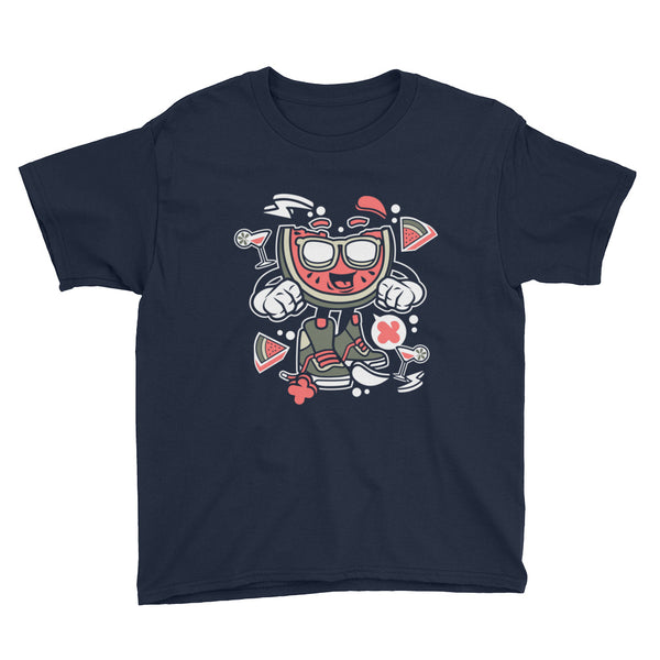 Watermelon Youth Short Sleeve T-Shirt - Apparelized
