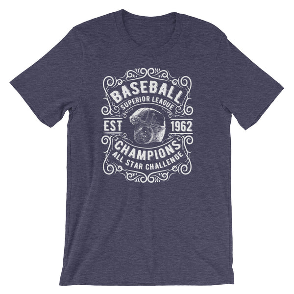 Baseball Champions Short-Sleeve Unisex T-Shirt - Apparelized