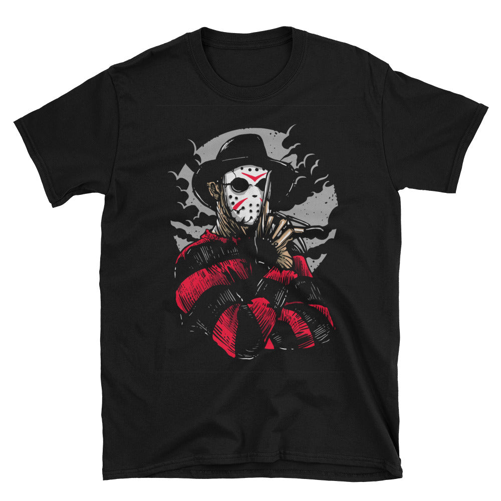 Freddy Short-Sleeve Unisex T-Shirt - Apparelized