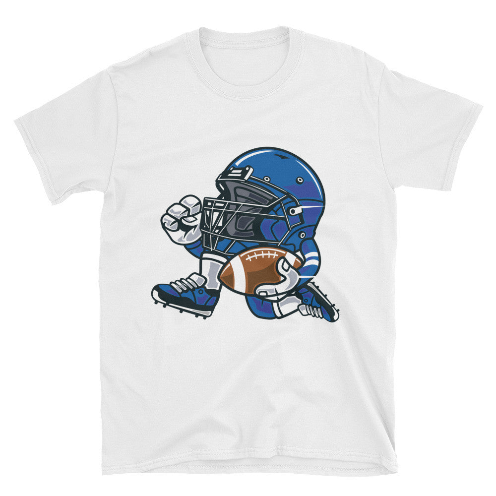 Football Player Unisex T-Shirt - Apparelized