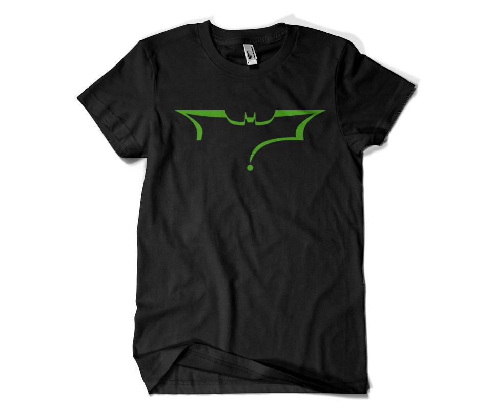 Bat Green Logo.