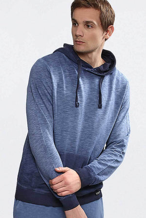 Blue Ombre hoodie