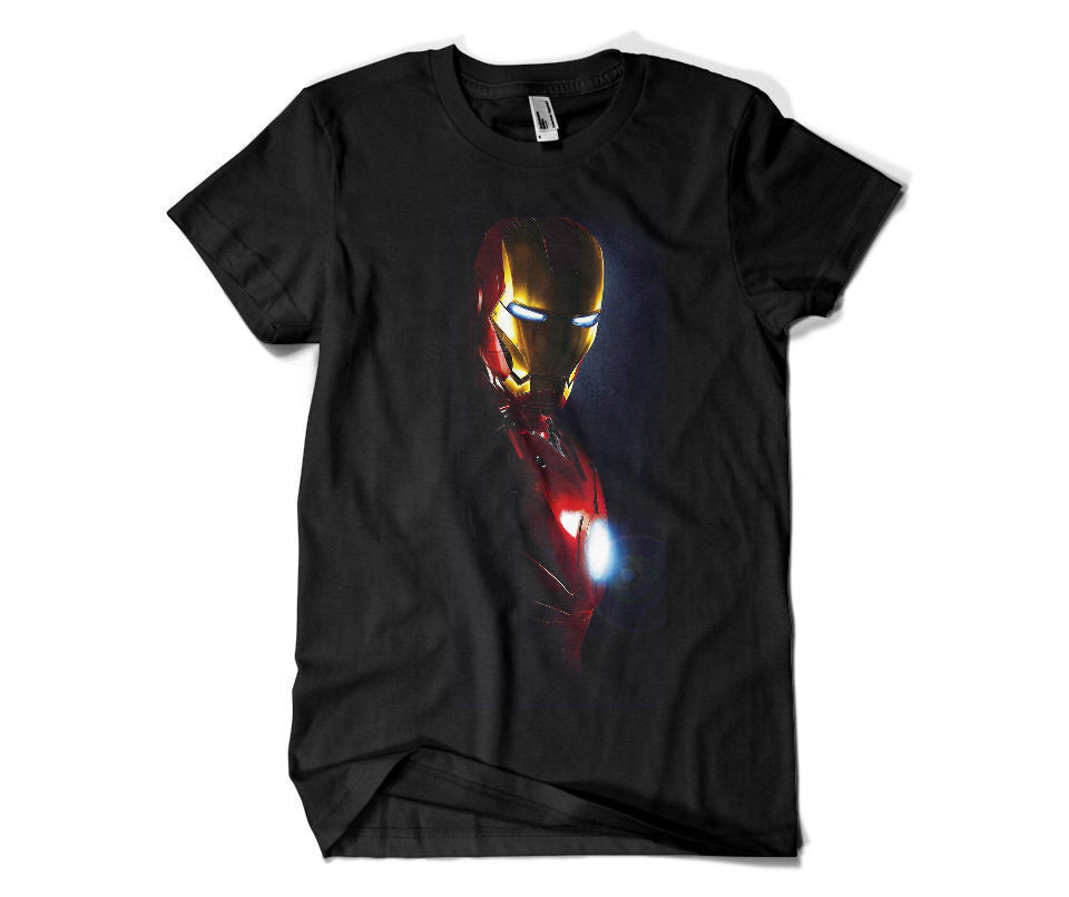Iron Man Side.