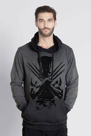 Wolverine Ombre Hoodie