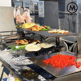 Apache Live Fire Table - M Grills