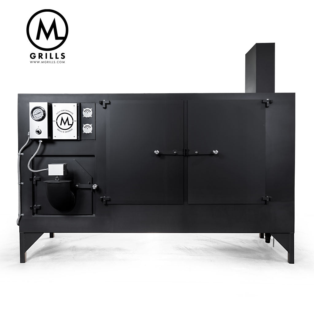 Big M Insulated Smokers - M Grills