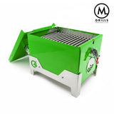 C4 Portable Grill - Bright Green