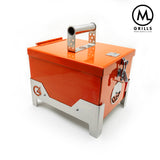 C4 Portable Grill - Bright Orange