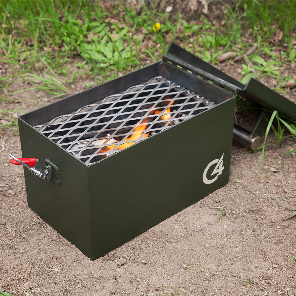 ... C4 Portable Grill   M Grills ...