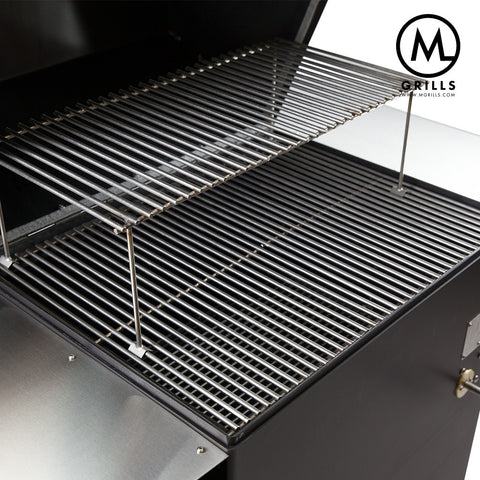 Top Shelf Extension - M Grills