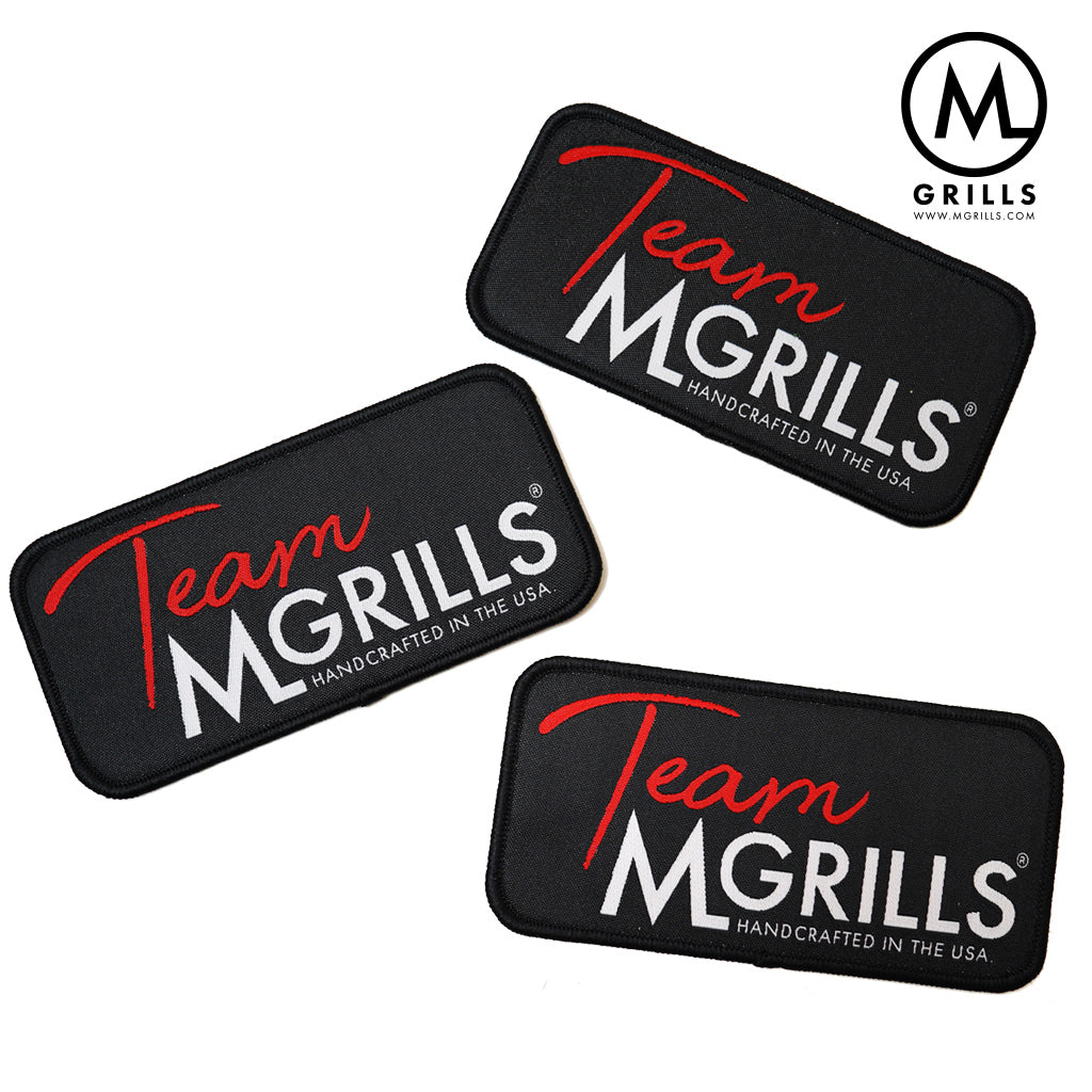 Team M Grills Patch