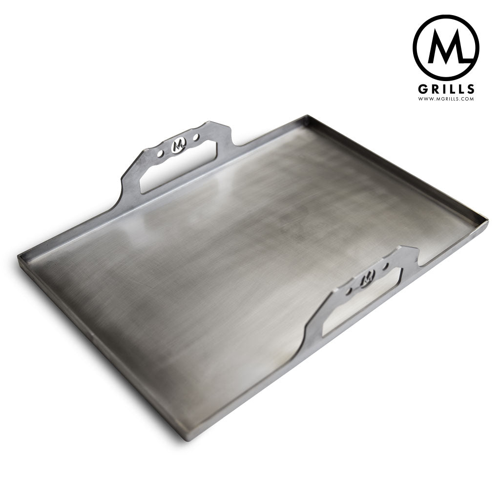 M Grills Solid Stainless Steel Griddle