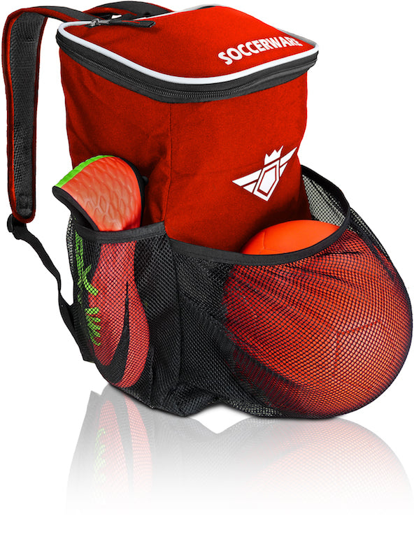 43cbce49d3 Soccerware Backpack