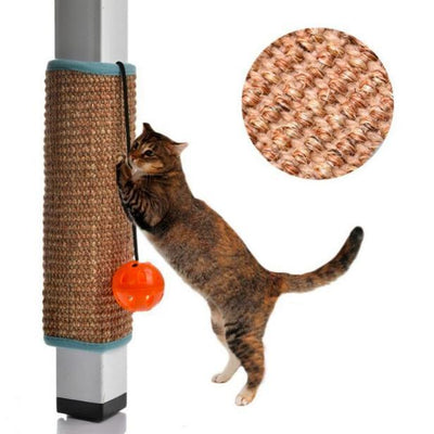 Adjustable Furniture Leg Scratching Pad