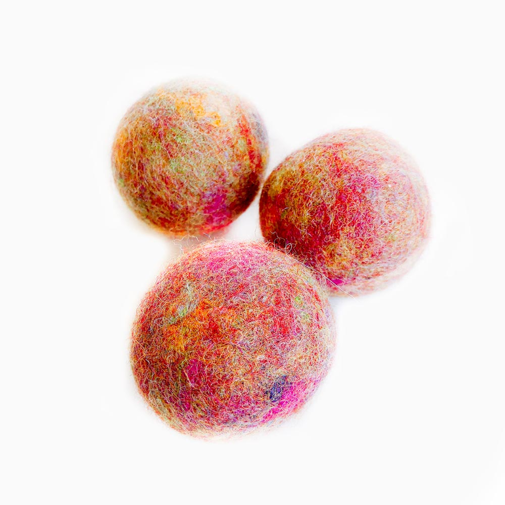Wool Balls Cat Toys - Pawsome Couture