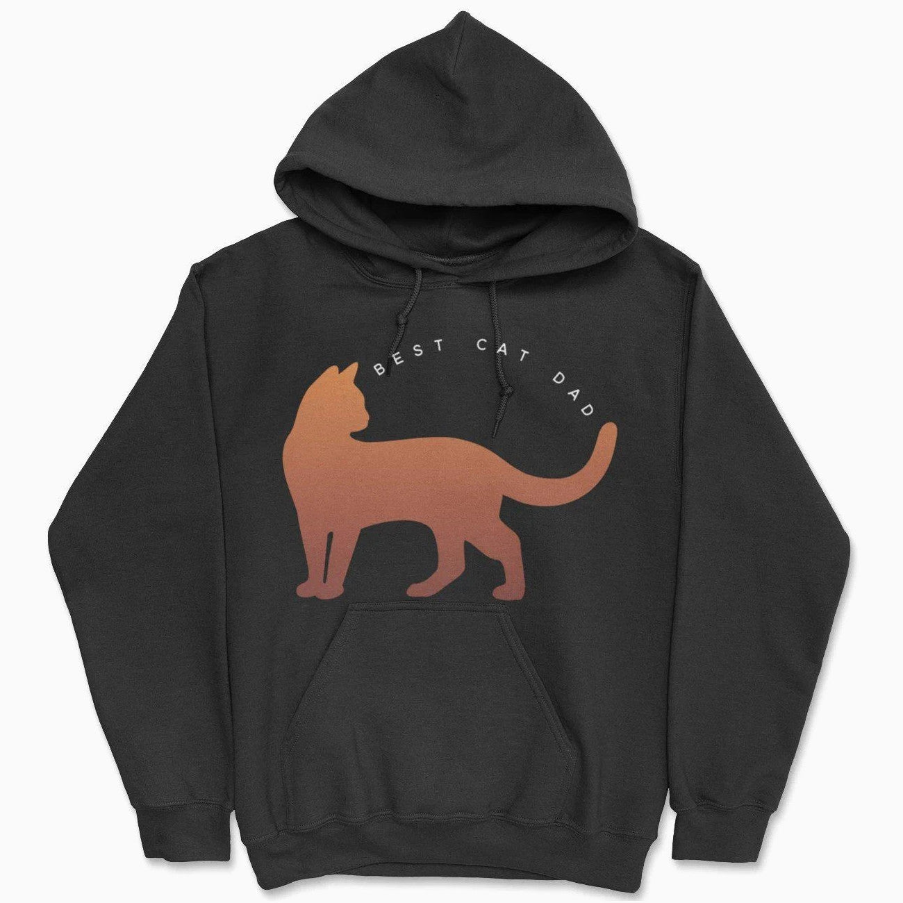 You're The Best Cat Dad Hoodie - Pawsome Couture