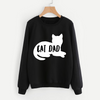 Cat Dad Sweatshirt-Pawsome Couture