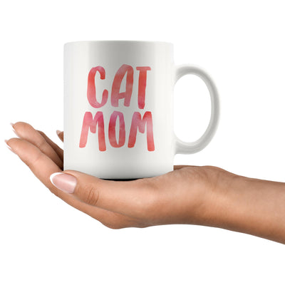 Colorful Cat Mom Mug-Pawsome Couture