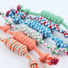 Colorful Rope Dog Chew Toys - Pawsome Couture