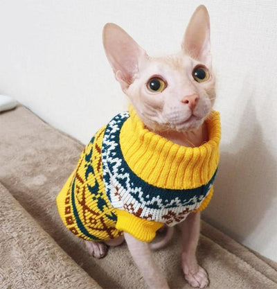 Cozy Winter Sweater-Pawsome Couture