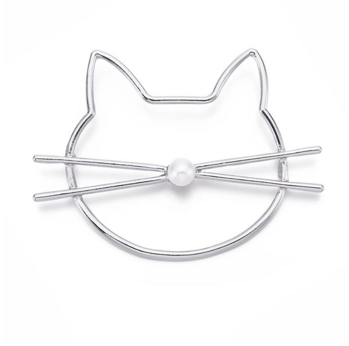 Cute Cat Hair Clips-Pawsome Couture