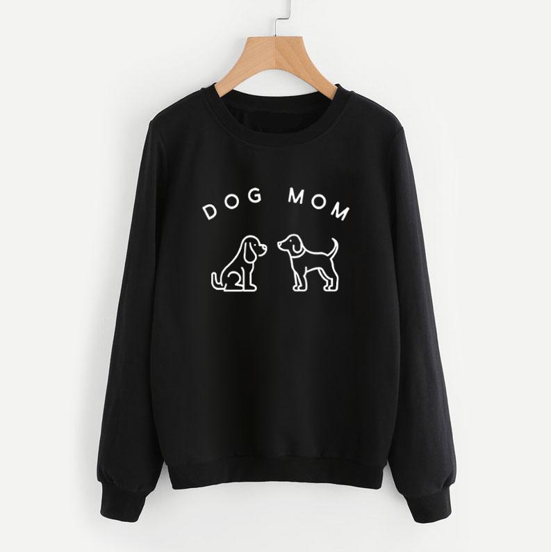 Dog Mom Sweatshirt - Pawsome Couture