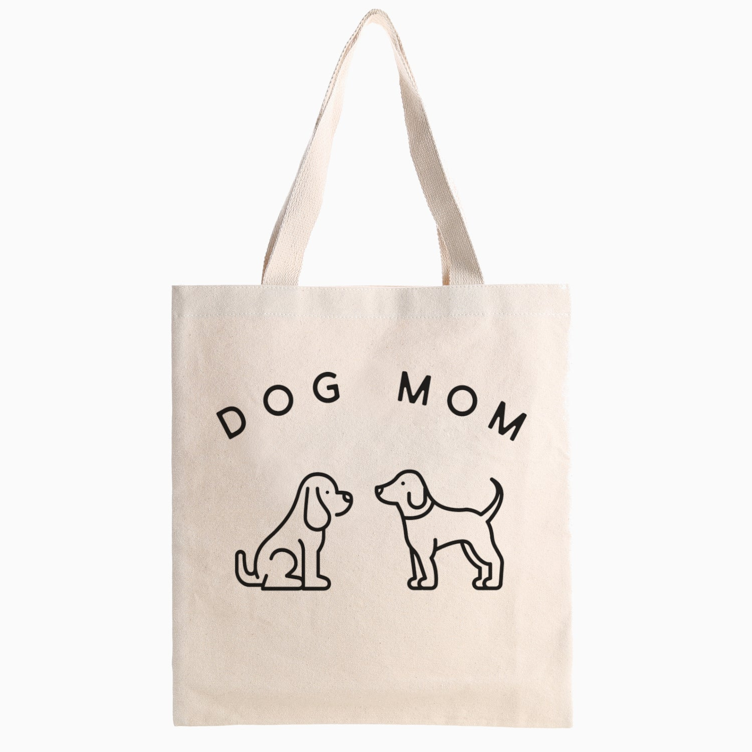 Dog Mom Tote Bag - Pawsome Couture