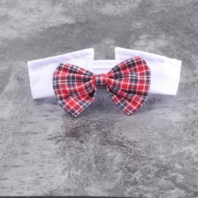 Feline Dapper Cat Bow Tie Set-Pawsome Couture