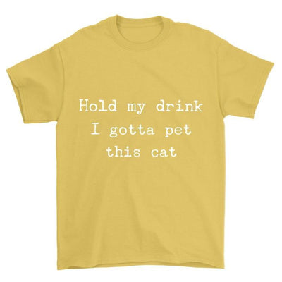Gotta Pet This Cat T-Shirt-Pawsome Couture