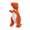 Plush Dino Dog Toy - Pawsome Couture