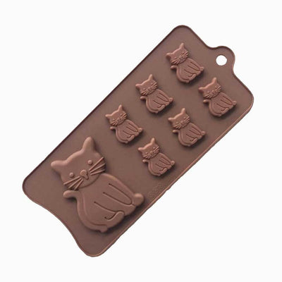 Silicone Cat Mould