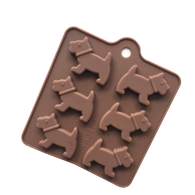 Silicone Dog Mould