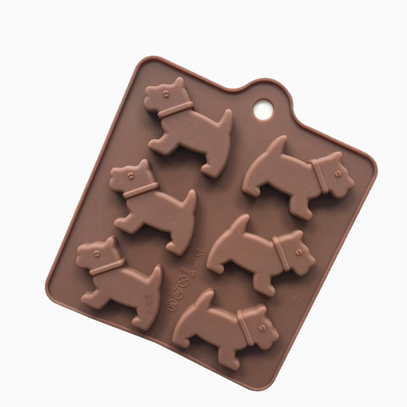 Silicone Dog Mould - Pawsome Couture