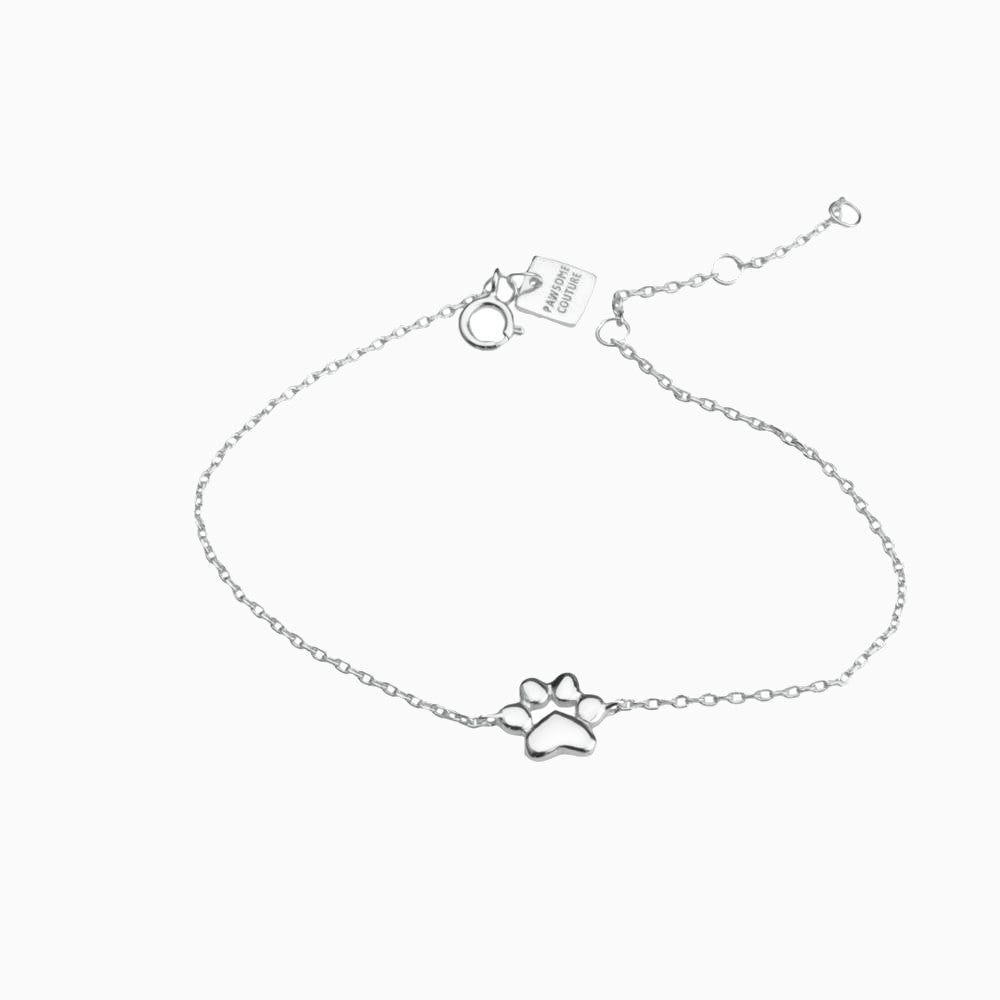 Teeny Tiny Paw Bracelet