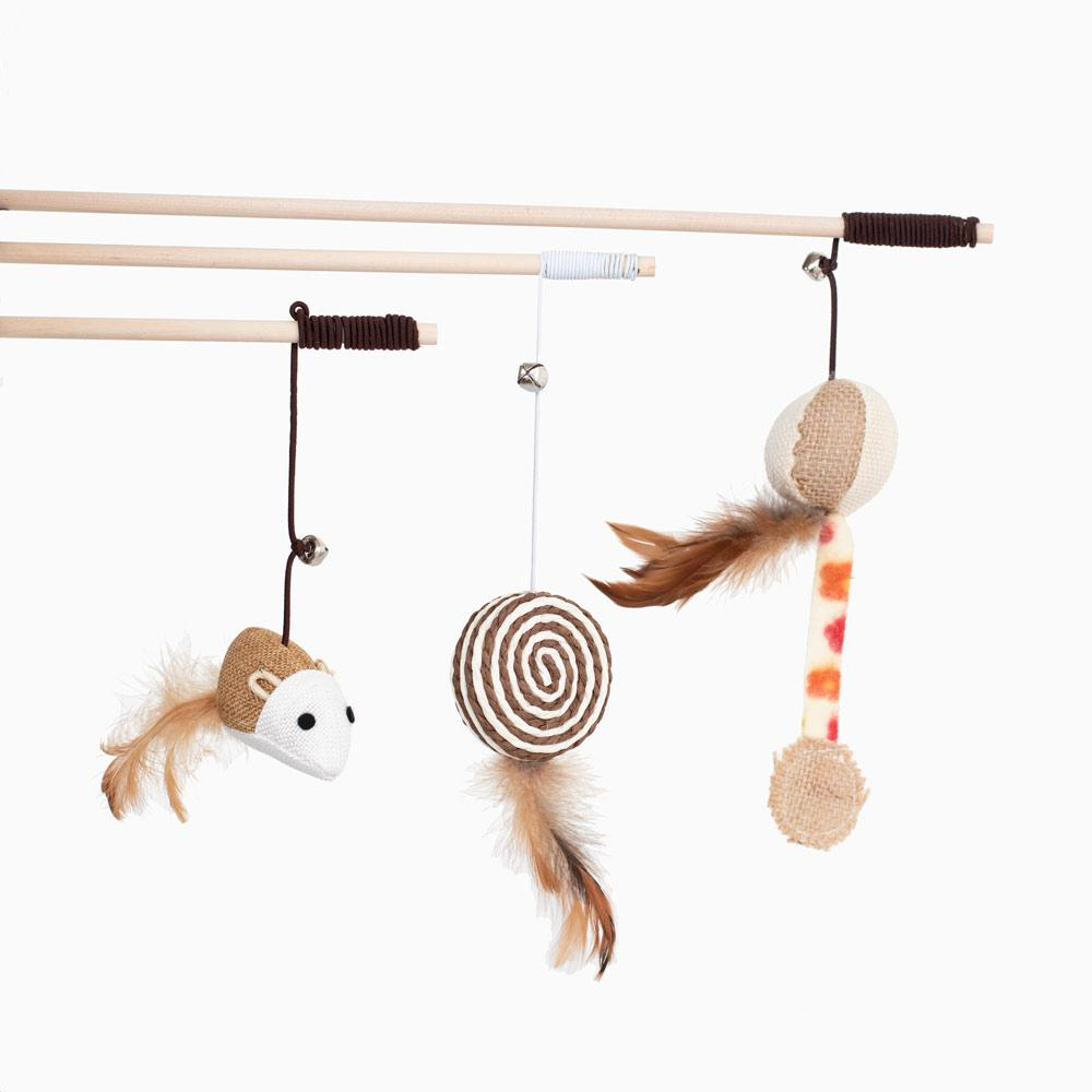 The Modern Feline Cat Toys - Pawsome Couture