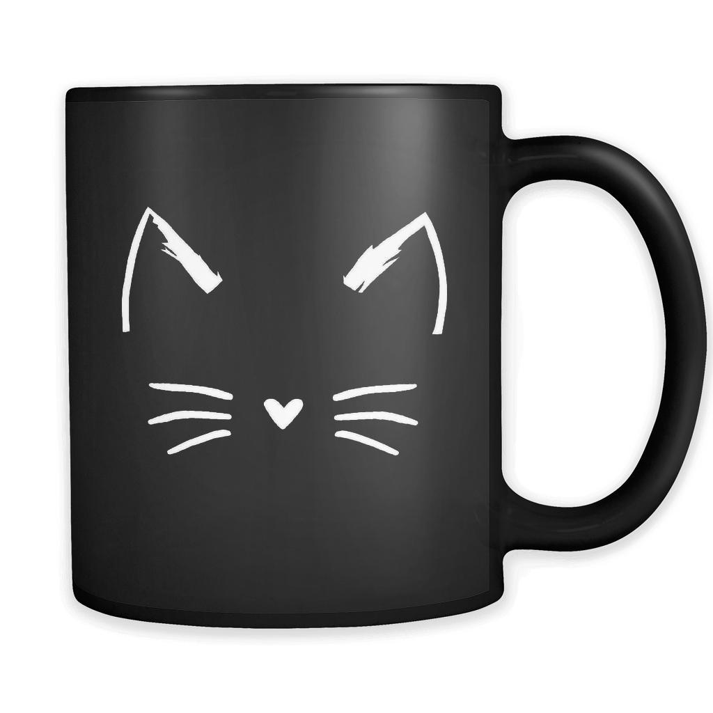 Ultimate Cat Lover Black Mug