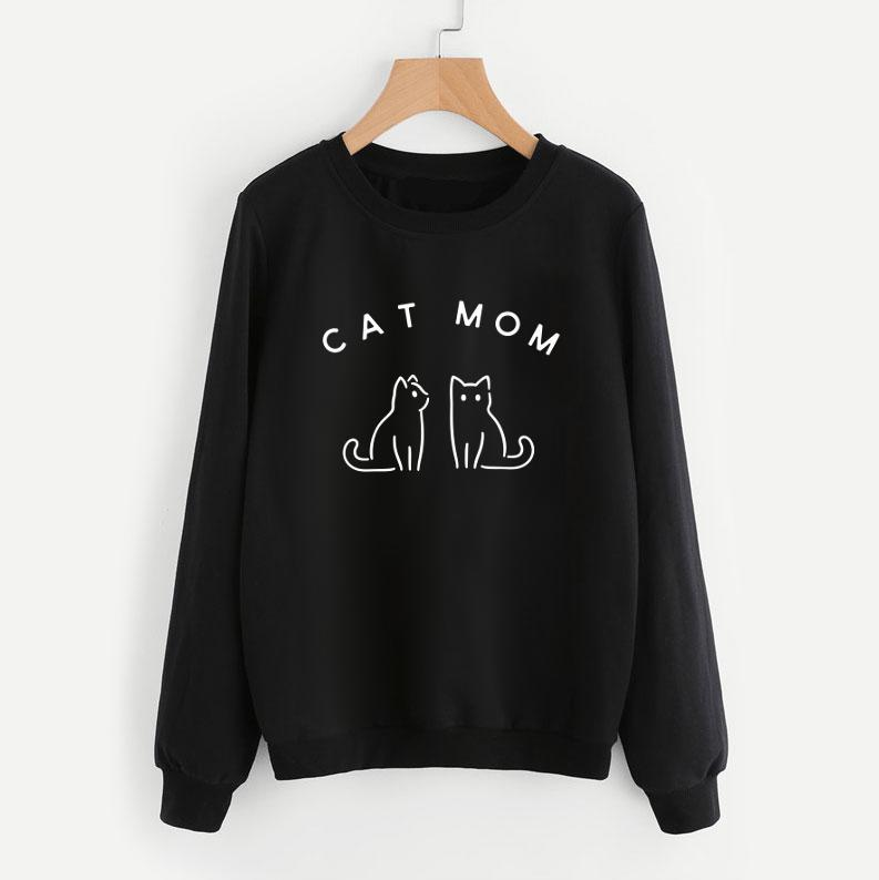 Ultimate Cat Mom Sweatshirt