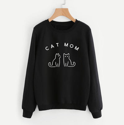 Ultimate Cat Mom Sweatshirt-Pawsome Couture