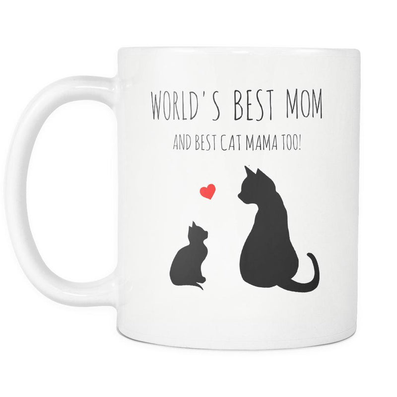 World's Best Mom (And Best Cat Mama Too!)