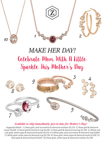 Mother's Day Sparkle Guide
