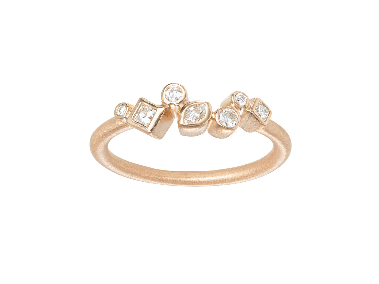 engagement designers love on ring hearts fire stone multiplicity rings
