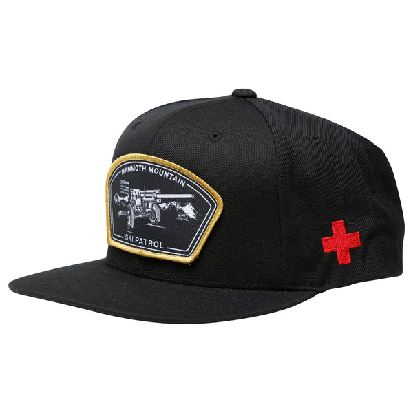 Avalanche Ski Patrol Snap Back Hat