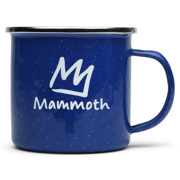 Mammoth Mountain Camp Mug