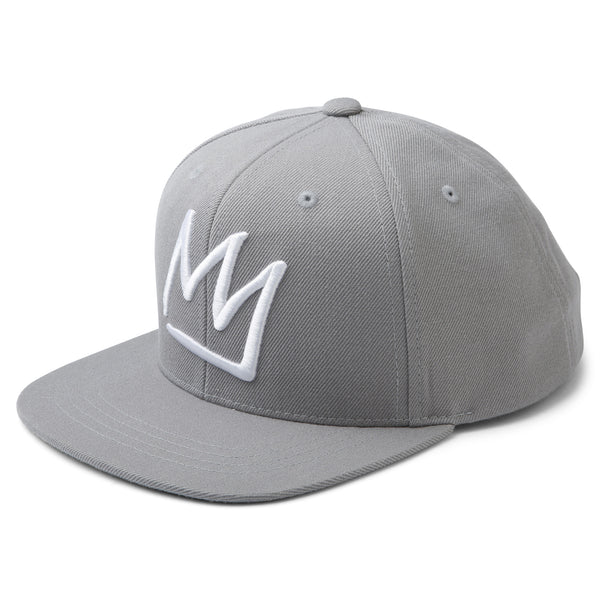 Mammoth Mountain Youth Big Crown Snap Back