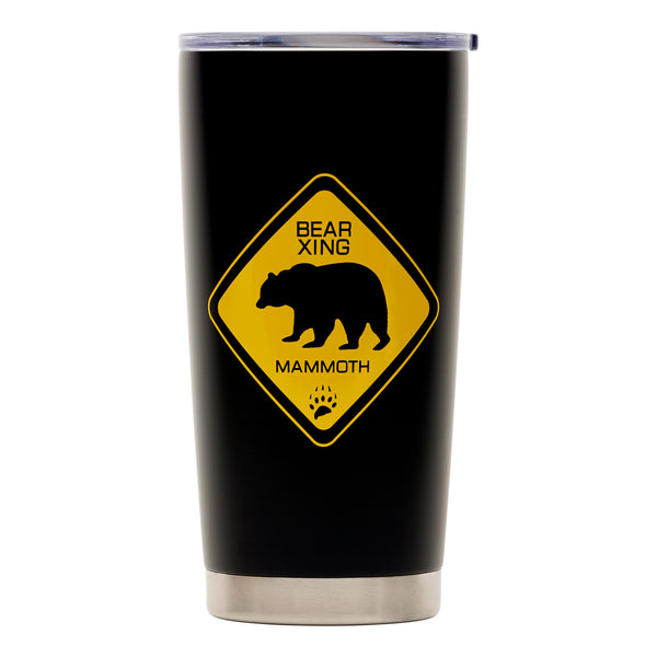Bear Crossing Coffee Tumbler
