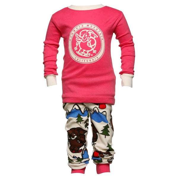 Woolly Kids PJ Set