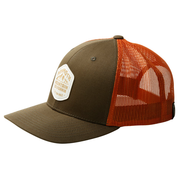 Minaret Fitted Trucker