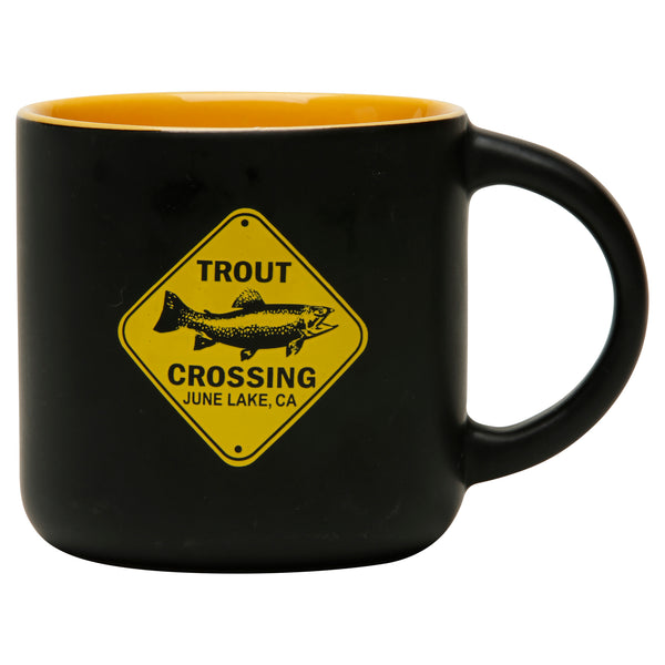 June Mtn Trout Crossing Mug
