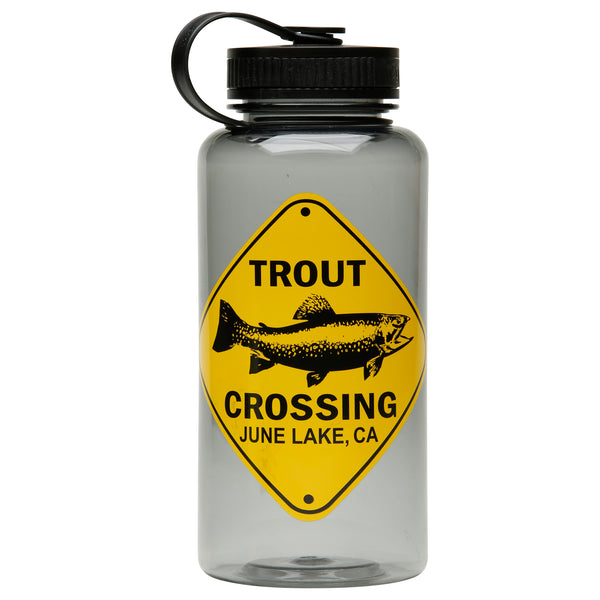 June Mtn Trout Crossing Water Bottle 34 OZ