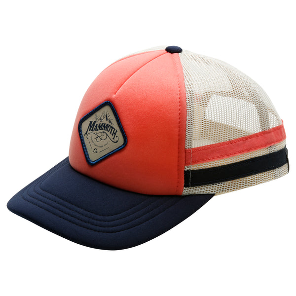 Alpine Striped Snap Back